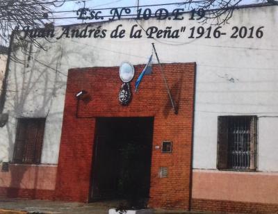 ¡Nuestra Escuela Festeja los 100 Años!