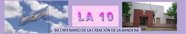 Esc.N�10 Juan Andr�s de la Pe�a Distrito Escolar N� 19 - C.A.B.A.