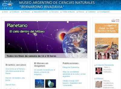 3º - VA AL MUSEO DE CIENCIAS NATURALES