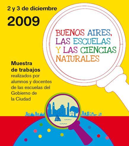 7º - PARTICIPA EN LA III MUESTRA DE CIENCIAS DE BUENOS AIRES