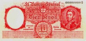Billete 1943-1965