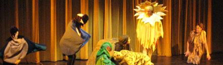Teatro infantil barrio X barrio